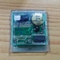 Game Boy Mystery Cart - Clear Case - Rusak Edition - TeeHee