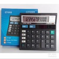 Kalkulator Citizen 512 / Calculator Citizen CT-512