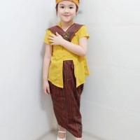 Baju Adat Batak Toba | Baju Adat Batak | Baju Adat Anak