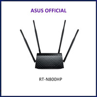 Asus RT-N800HP N800 High Power WiFi Gigabit Router AP Range Extender