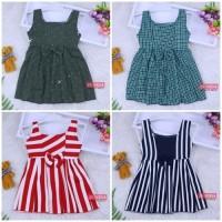 Dress Clairine Baby uk 3-12 Bulan / Dres Anak Perempuan Fashion Pesta