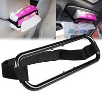 Car Holder Tissue / Penjepit Tempat Tissue Mobil [ READY STOCK ]