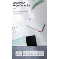 Benks PB12 Power Bank 20000mAH QC 3.0 Fast Charging