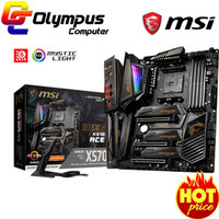 Baru Motherboard MSI MEG X570 ACE - Socket AM4 AMD Ryzen