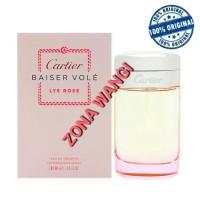 Parfum Original - Cartier Baisel Vole Lys Rose Woman