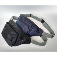 Waist Bag / Waistbag - Tas selempang Pria Distro Cozy-x Original C1901