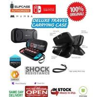 Nintendo Switch MUMBA Carrying Case - Black (Original)