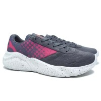 Sepatu Running Ortuseight Avalanche Trainer - Cool Grey/Ortred