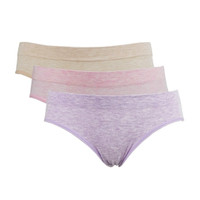 Nathalie Girls Seamless Mini Plain 3 PCS NTGC 3228