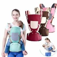 Gendongan Bayi Depan Hipseat nonobaby Carrier