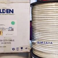 Kabel CCTV Rg59 Belden+Power [150meter] 75ohm Indoor Outdoor9105SL2P