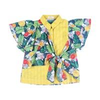 KIDS ICON - Baju Blouse Anak Perempuan Curly Lemon - LYB01400190 - 10-11 tahun