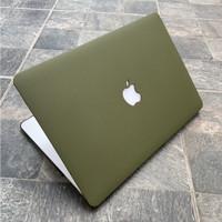MacBook Case SAND ARMY GREEN
