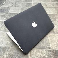 MacBook Case SAND BLACK
