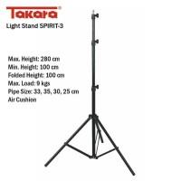 TAKARA LIGHT STAND SPIRIT -3
