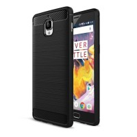 SS12418 - BRUSHED COMBINATION CASE ONEPLUS 3T BLACK