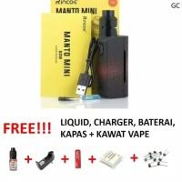 Paket Siap Pakai Ngebul Authentic Manto Mini Kit 90W by Rincoe
