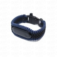 Handmade Paracord Strap Mi Band 3 / 4 Replacement - High Quality #2