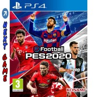 PS4 eFootball PES 2020 - PES 20 Region 2