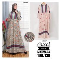 baju Gamis wanita terbaru gucci maxmara