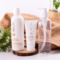 AELIN Hydrating Body Care Oat Series