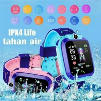 ( ANTI AIR )Jam Tangan Imo IPX4 Q12 Water - Pink Ga AntiAir