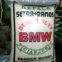 beras pandan wangi BMW 5kg
