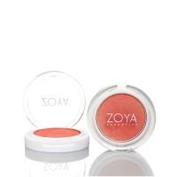 zoya cosmetics blush on coral