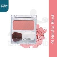 silkygirl blush hour 01 nectar blush (gf0104-01)