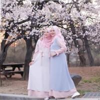 baju Gamis wanita terbaru sakura