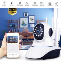 1080P CCTV Wifi Security Kamera Smart Spy Home Cam Wireless IP Camera
