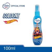 Cussons Kids Hair & Body Cologne Hot Wheels Fresh Apple 100ml