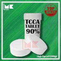 TCCA Tablet Kaporit 90% - 1 Kg