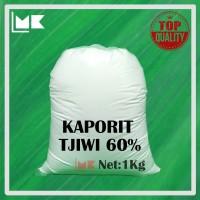 Kaporit Bubuk Tjiwi Kimia 60% - Penghilang Bau - 1 Kg