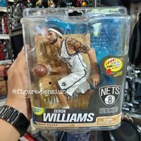 MCFARLANE TOYS NBA DERON WILLIAMS BROOKLYN FIGURE BASKET