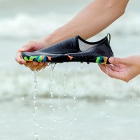 Water Shoes / Aqua Shoes / Sepatu Slip On Pantai/Snorkling/Renang