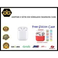 ORIGINAL Apple Airpods 2 With Charging Case Garansi Resmi 1 Tahun