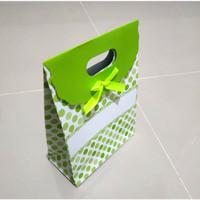 Tas Kertas - Paper Bag Lucu dan Unik Hijau