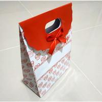 Tas Kertas - Paper Bag Lucu dan Unik Merah