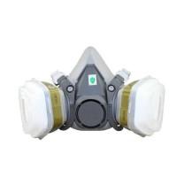 Masker Gas Respirator / Masker Cat / Masker Lab - 6200 3M