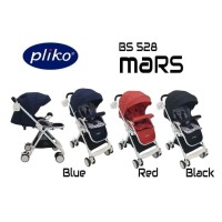 STROLLER MURAH BAYI PLIKO BS 528 MARS kereta dorong anak bayi