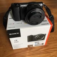 Kamera Sony Alpha a5100 Mirrorless Hitam