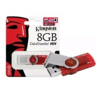 Flashdisk Kingston 8 GB DT101 G2 | Flash Disk 8GB | USB Flash Drive