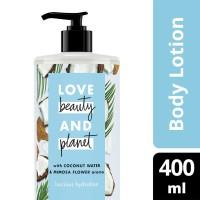 Love Beauty Planet Body Lotion Coconut Water & Mimosa Flower 400ml