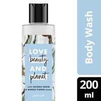 Love Beauty Planet Body Wash Coconut Water & Mimosa Flower 200ml