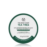 The Body Shop Tea Tree Anti-Imperfection Peel-Off Mask 10G
