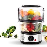 Food Steamer Mini / Pengukus Makanan IDEALIFE