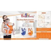 Gendongan Bayi Depan Hipseat Hip Seat Baby Scots Baby Family 4 BFG4102
