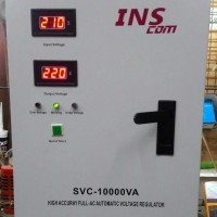 Stavolt Digital / Stabilizer Voltage Digital 10KVA INS Com.