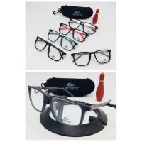 kacamata lacoste 2188 free lensa anti radiasi uv dan emi